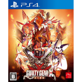 『GUILTY GEAR Xrd-SIGN-』(家庭用)/PS3・PS4