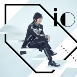 遊佐浩二50th Anniversary CD「io」