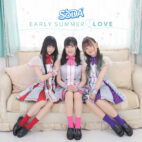 1st マキシCD 『EARLY SUMMER LOVE』