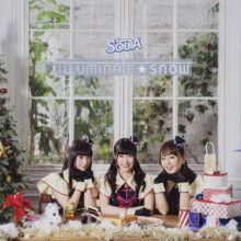 2nd シングル 『ILLUMINATE☆SNOW』
