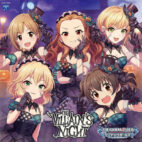 THE IDOLM@STER CINDERELLA GIRLS STARLIGHT MASTER GOLD RUSH! 06 THE VILLAIN'S NIGHT
